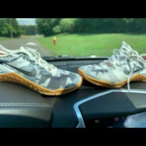 Nike Metcons size 9